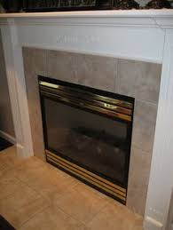 Paint Tile Fireplace by Faux Stone Finally Something I Can Use To Hide The Ugly 80 U0027s