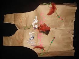 thanksgiving vest 4 paper bag vest craft