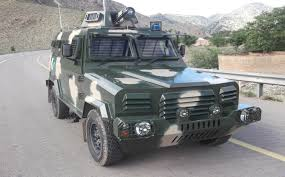 land rover pakistan mohafiz armoured security vehicle u2013 defence blog