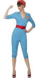 rosie the riveter costume rosie the riveter costume womens factory worker girl 1940s wwii