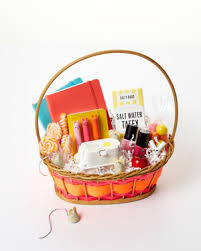 easter basket delivery 31 awesome easter basket ideas martha stewart