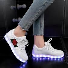 light up shoes charger unisex led light up kids shoes trainers usb charger sneakers