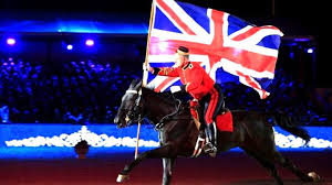 Queen 90 Pomp Pageantry Royal Windsor Horse Show Bbc