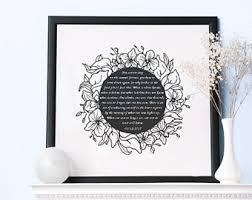 Wedding Keepsake Gifts Vow Renewal Gift Etsy