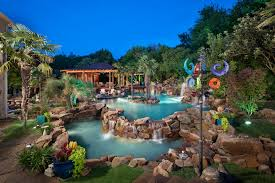 Tropical Backyard Ideas Backyard Tropical Landscaping Pictures Tropical Landscape Ideas