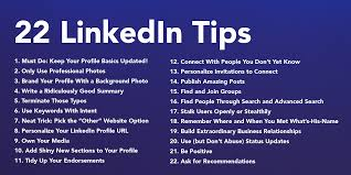 22 ways to boost and 22 easy ways you can improve your linkedin profile marketing and