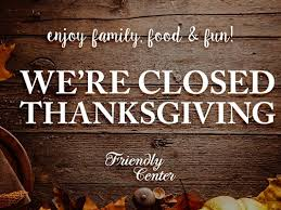 closed thanksgiving friendly center hanes mall alamance