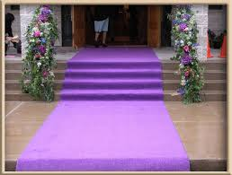 purple aisle runner purple aisle runner for wedding liviroom decors all about