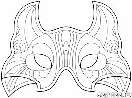 Disney Halloween Printable Coloring Pages by Printable Halloween Masks Printable Frog Mask Template Printable