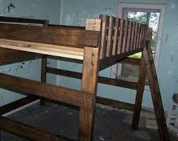 loft bed etsy