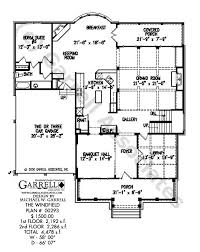 floor plans craftsman windfield house plan craftsman house plans