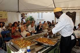cuisine actuelle de l afrique alexandre ola au festival international de la gastronomie et