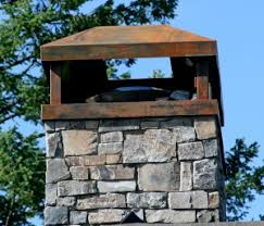 Outdoor Fireplace Chimney Cap - acutech works our projects acutech works