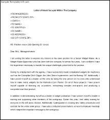 sample of letter of intent for a job transfer template download