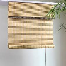 Bamboo Curtains For Windows Bamboo Curtains Alluring Bamboo Curtains For Windows And Bamboo