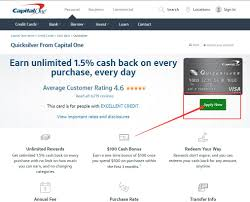 capital one business credit card login capital one quicksilver credit card 6 things to about