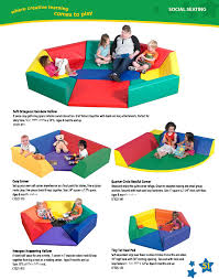 Creative Seating Place Cozy Corner Cf322 116 Classroom Furniture Social Seating