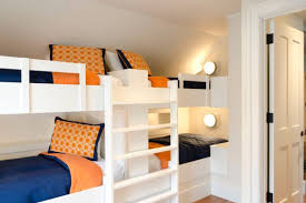 Two Floor Bed 22 Bunk Beds For Four A Space Saving Solution For Shared Bedrooms