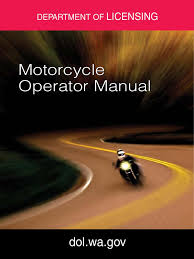 washington motorcycle manual washington motorcycle handbook