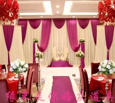 wedding backdrops for sale cheap grape purple wedding backdrop curtain with swag wedding