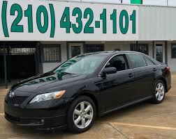 toyota camry se 2007 2007 toyota camry se for sale in san antonio tx from stop n drive