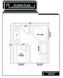 Master Bed And Bath Floor Plans Bathroom Floor Plans Bathroom Plans Free 12x13 Master Bath