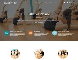 Sample Resume Zumba Instructor by 7 Best Wordpress Themes For Dance Studios 2017 Athemes