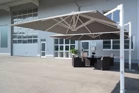 Backyard Umbrellas Large - large cantilever patio umbrellas by uhlmann umbrellas