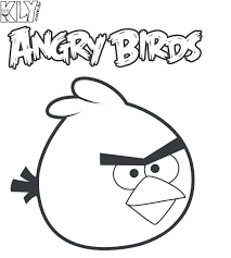 angry birds colouring pages a4 dessins coloriage angry birds