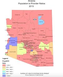 Bisbee Arizona Map by Despite Benefits Rural Communities Struggle To Attract Medical