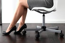 fat person desk chair desk exercise tone your thighs fat guy