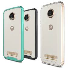 motorola moto z2 play case clearguard series coveron cases