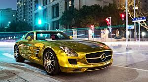 mercedes sls wallpaper gold mercedes benz sls amg wallpapers and images wallpapers