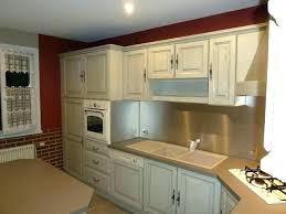 comment renover une cuisine renover une cuisine en chene comment relooker une cuisine en chene