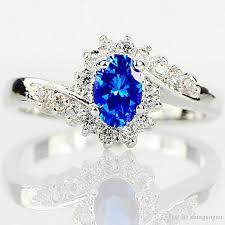 gemstones rings images Shop wedding rings online exquisite 925 sterling silver natural jpg