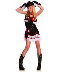 Cowgirl Halloween Costume Child Cowgirl Cutie Teen Costume Girls Cowboy Costumes
