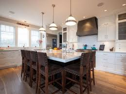 kitchen table island combo table designs
