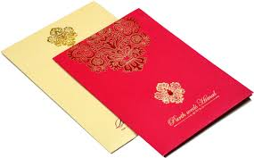cheap indian wedding cards indian wedding cards jaipur scroll wedding cards india