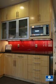 Kitchen With Backsplash Pictures Back Painted Glass U0026 Backsplashes Oasis Shower Doors