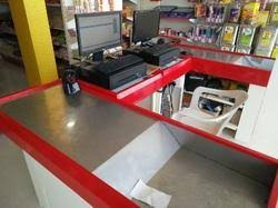 Supermarket Cash Desk Cash Desk Counter Manufacturers U0026 Suppliers Of Cash Counter