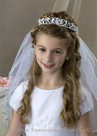 communion headpieces communion wreath veils v828 communion wreaths