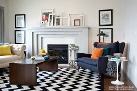 using bold graphic modern rugs in your home rugs and interior