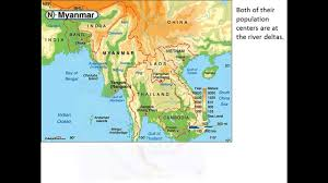 World Geography Map World Geography 6 1 Myanmar Thailand Youtube