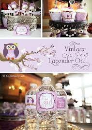 purple owl baby shower decorations owl themed baby shower decorations size of printable baby