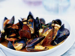 mussels in sailor u0027s sauce recipe pazo de señoráns food u0026 wine