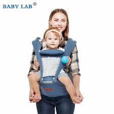 si e ergonomique purifiée coton 2017 ergonomique porte bébé sling respirant kangourou