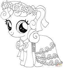 my little pony color pages diaet me