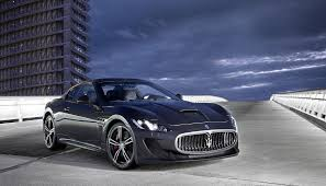 maserati granturismo blacked out 10 black luxury cars every supervillain needs robb report singapore