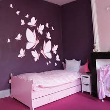 chambre bébé papillon deco chambre bebe fille papillon
