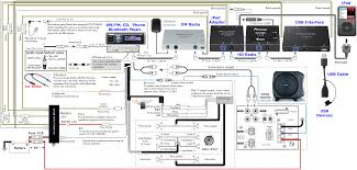 install car radio wiring diagram car radio circuit car door
